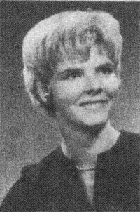 Sharon K. (Kennedy) Pugh  1947-1989