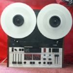 Reel-To-Reel tape recorders